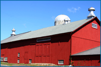 Tulmeadow Farm ~ main barn