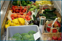 Farm Fresh Fruits and Vegetables at Tulmeadow Farm Store in Simsbury, CT