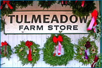 Tulmeadow Farm Store ~ Holiday Wreaths